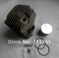 Wholesale CYLINDER amp PISTON KIT MM FOR CHAINSAW MS290 FREESHIPPING CHEAP CHAIN SAW ZYLINDER KIT REPLACE OEM P N