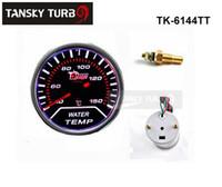 Wholesale Tansky Universal Cars Vehicle Meter Gauge quot mm Water Temperature Gauge Temp auto gauge car meter TK TT
