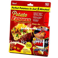 Wholesale 200pcs Potato Express Microwave Potato Cooker