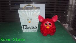 Wholesale Zorn Store Furby doll electric Phoebe Wizard Multi touch recording electronic pet plush toys