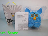 Wholesale Zorn Store Furby doll electric Phoebe Wizard Multi touch recording electronic pet plush toys Educational Toys Retail set