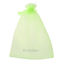 Wholesale jewelry gift organza bag wedding favor organza pouch sheer organza bag cm colors for choose