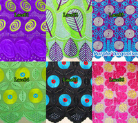 Wholesale 40 off for laces list African lace fabric swiss voile lace cotton voile lace African apparels