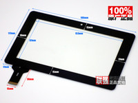 Wholesale 7 quot New and Original LCD touch panel digitier for Ainol NOVO7 advanced II AINOL NOVO7 ELF edition