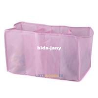 Wholesale Portable Travel Outdoor Baby Diaper Nappy Organizer Stuffs Insert Storage Bag