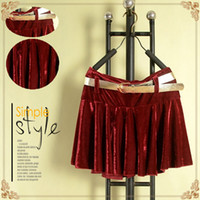 Cheap Hyun Korean STYLENANDA new solid color skirt skirts flash explosion models recommended by the owner of 9038