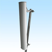 Wholesale 800 MHZ Dual polarization Panel antenna High Gain Full day for working Optimized dimension Dual polarization