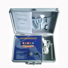 Wholesale 2015 new version quantum resonance magnetic analyzer health analyzer cores reports comparative function good stability