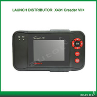 Wholesale Authorized Launch Distributor Launch Creader VII Code Scanner original professional OBD2 Scan Tool update online multi brands cars