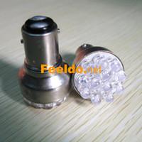 2012 amber brake - 10pcs for LED Amber LED Car Turn Signl Bulbs V BAY15D easy to install