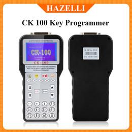 Wholesale Key Programming Machines - Unlocked 2014 CK 100 Transponder Key Programer Machine Key Programming Car Tools PK SBB key programmer