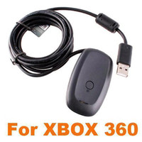 Cheap S5Q PC USB Wireless Gaming Receiver Controller For XBOX 360 Slim XBOX360 Game AAAAGV