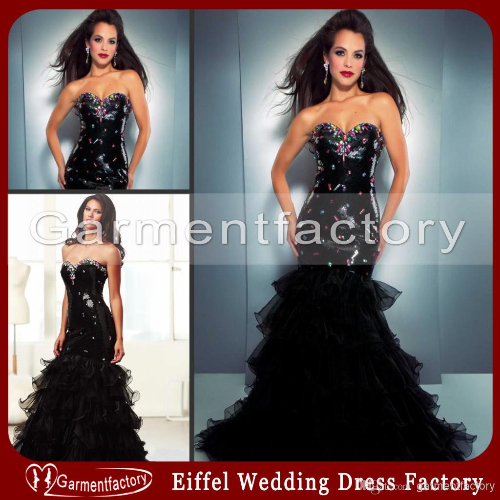 Diamond Black Prom Dresses | Dress images