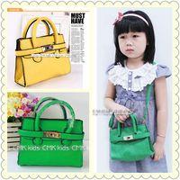 Wholesale CMK KB009 Colors Lovely Children s Mini Handbags Designer Small Shoulder Bag for Girls Kids Bags gt DHL FedEx UPS