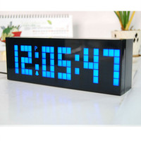 Cheap Free Shipping ! innovative countdown desktop clock with weather station