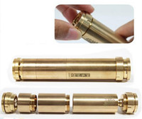 Cheap Adjustable Chi You Mod Best Chi You Mod 18350/18500/18650 Battery ChiYou E Cig