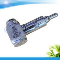 Cheap Single Hammer Clone Best Silver Metal Mechanical Mod