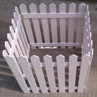 wooden fence - Fence fence wooden fence guardrail home decoration white wooden fence supplies