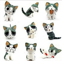 Wholesale cute cartoon cheese cat anti mm dust plugy ear caps plug for iphone g s