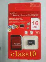Wholesale high speed good quality GB class10 micro SD card tf card Mobile phone memory card class Packing adapter