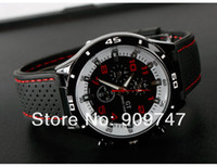 Men's Round 24 10pcs 2013 F1 Grand Touring GT Men Sport Quartz Watch Military Watches Army Japan PC Movement Wristwatch Fashion Men's Watches