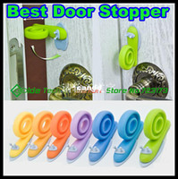 Wholesale 12pcs Best Design Cartoon Snail Door Stopper Holder Child Kids Baby Safety Guard Finger Protect