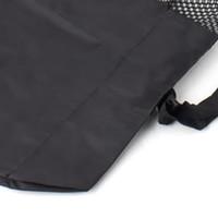 Wholesale 10pcs Yoga Bag Portable Yoga Mat Bag Nylon Carrier Mesh Black New