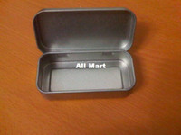 April Fool's Day Event & Party Supplies Wedding high quality 8*3.8*2cm Mint Tin Favor case Tin gift steel metal packaging boxes tins 60pcs lot