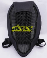 Wholesale Black Face Metal Mesh Protective Mask Airsoft Paintball Resistant Skull