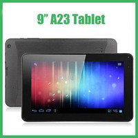 Wholesale Freeshipping Cheapest inch inch Allwinner A23 Android Dual Core Tablet Dual Camera GHz MB RAM GB Storage Wifi MQ06