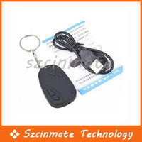 Wholesale 808 Car key Camera DVR Covert Video Record x