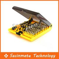Wholesale New in Precision screwdriver Cell Phone Repair Tool Set