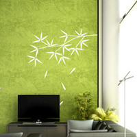 other other Plant Itie chinese style furniture restaurant sofa lcd decoration wall stickers