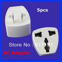 Wholesale V UK EU AU To US Universal Travel AC Adapter Power Plug Socket Converter