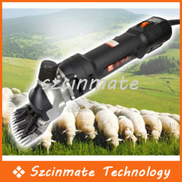 Wholesale W Electric Sheep Goat Animal Clipper Shears Wool Shearing