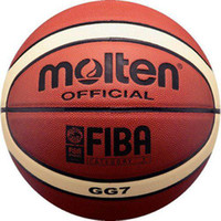 Wholesale Size7 Molten GG7 basketball hight quality PU basketball with gift