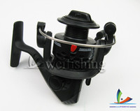 Wholesale NEW Fishing Tackle spinning wheel fishing reel cheap black china post air mail