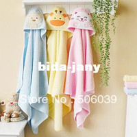 baby bath towel pattern - infant blanket baby cotton towel animal pattern bath towel