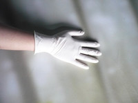 Wholesale Latex Exam Use Gloves AQL1 Grade CE ISO Approved