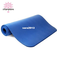 Wholesale Good Quality Thickening mm yoga mat nbr yoga mats long cm cm Blanket