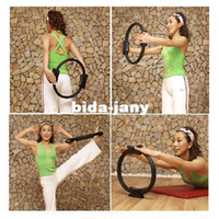 Wholesale x Pilate Ring PILATES MAGIC Fitness Circle Yoga New
