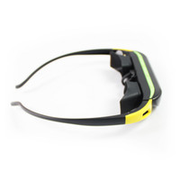 Wholesale inch video glasses movie eyewear gb memory for free