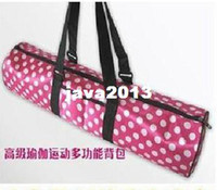 Wholesale New Special Authentic Yoga Bag Yoga Mat Special Mesh Bag Backpack WaterproOf Backpack Bags Yoga