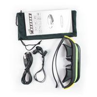 "Cheap Free Shipping ! Virtual Video Glasses Portable Cinema Eyewear MP5 Player 84"" 16:9 Widescreen"
