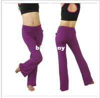 Wholesale Pick Color For Comfy Foldover Soft Yoga Sweat Track Lounge Gym Sport Pants