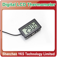 Wholesale New Digital LCD Thermometer for Aquarium Freezer H155 L431