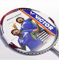 Wholesale origina victor brave sword badminton rackets high end badminton racquet free shipment