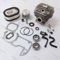 Petrol / Gas stihl chainsaw - 54mm Nikasil Cylinder Piston Kits Air Filter for Stihl Ms660 Chainsaw