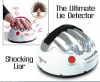 Wholesale Portable Lie Detector Pocket Polygraph truth detector shocking liar the ultimate lie Detector