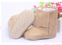 Unisex Winter Cotton Winter detonation model of cotton boots wholesale baby shoe baby shoes children's shoes boots 12pair